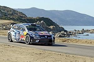 WRC Rennbericht WRC: Sebastien Ogier gewinnt erstmals die Rallye Korsika