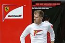Vettel recibe tres posiciones de sanción para Japón