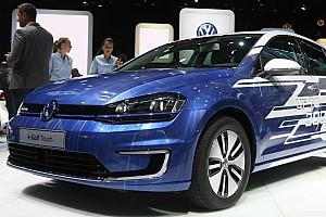 Auto Actualités Une autonomie de 300 km pour la VW e-Golf