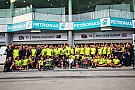 Гран Прі Малайзії: пряма мова після гонки