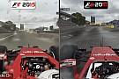 F1 2016 Vs. F1 2015: ennyivel lett jobb a játék esőben