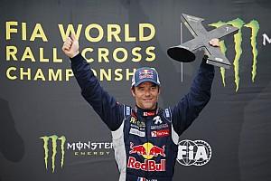 """General BRÉKING Loeb nyert a World RX-ben, újabb """"címet"""" tudhat magáénak"""