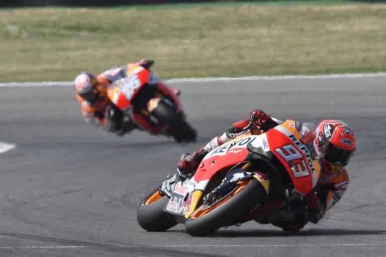 """MotoGP: Marquez """"megvédte"""" Rossit!"""