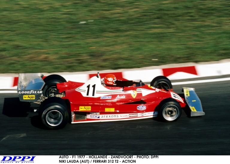 Ma 39 éve, hogy Niki Lauda kétszeres világbajnok lett a Forma-1-ben