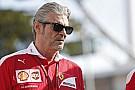 A Ferrari csapatfőnöke: