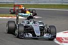 Rosberg nyitott az élen Monzában Hamilton, Raikkönen és Vettel előtt