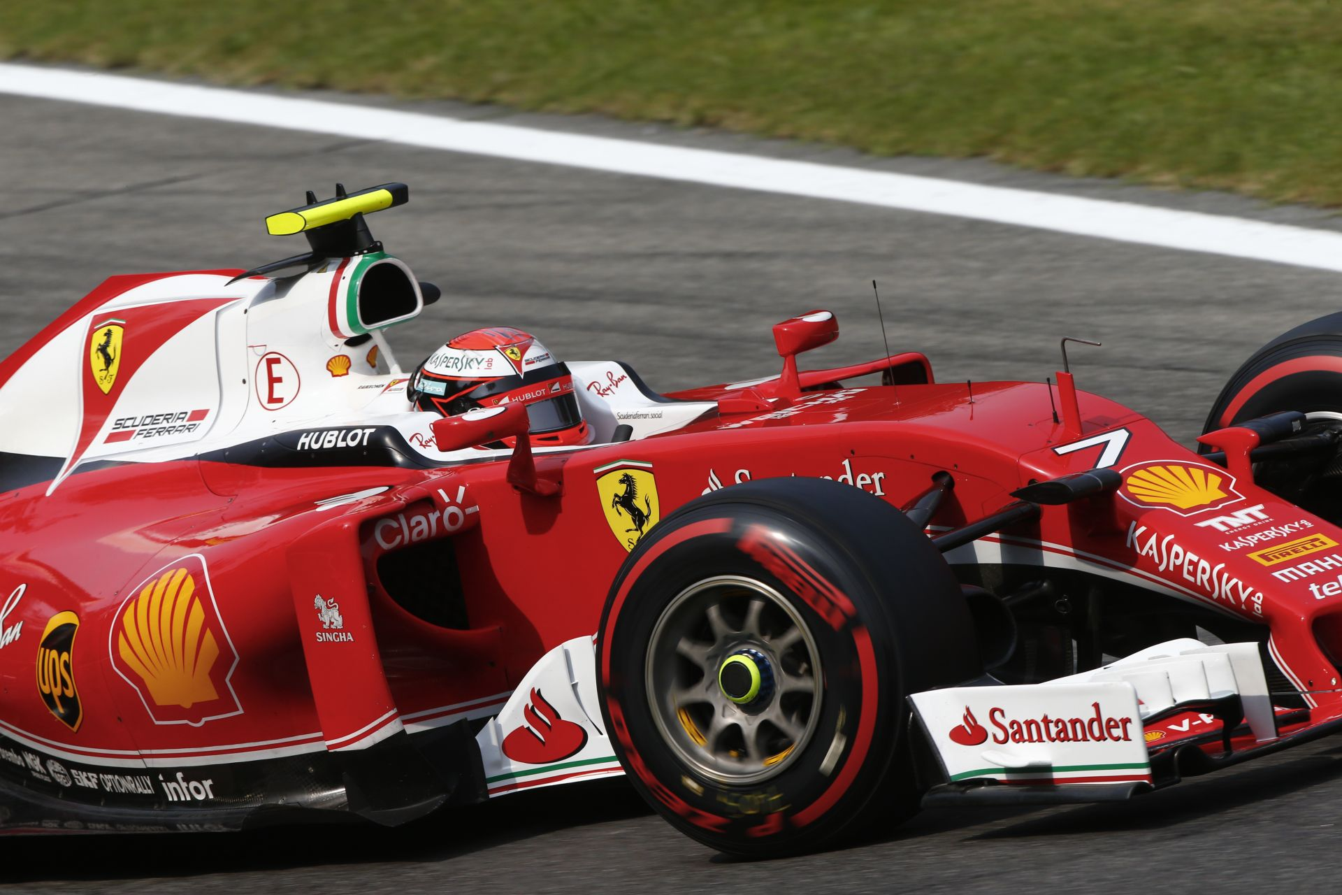 Räikkönen: Bizonyos értelemben OK volt a futam