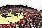 Közel 150 ezer néző volt kint Monzában