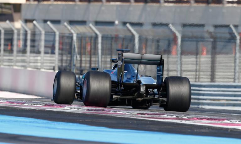 A Pirelli közel 5000 tesztkilométernél jár a 2017-es F1-es gumikkal