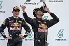 Las notas del GP de Malasia de F1