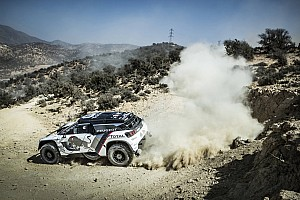 Cross-Country Rally Resumen de la fase Sainz se sitúa tercero en Marruecos