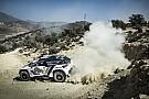 Cross-Country Rally Sainz se sitúa tercero en Marruecos