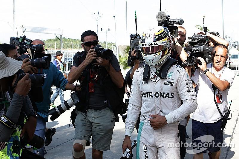 """Lewis Hamilton: Diese Formel-1-Saison ist ein """"Charaktertest für mich"""""""