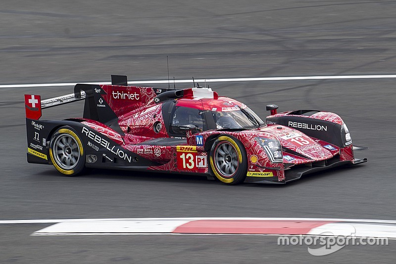 WEC 2017: Rebellion wechselt in die LMP2-Klasse