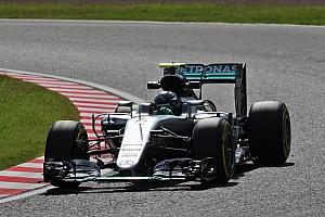 Formule 1 Réactions Rosberg ne sait pas si Mercedes est devant Red Bull