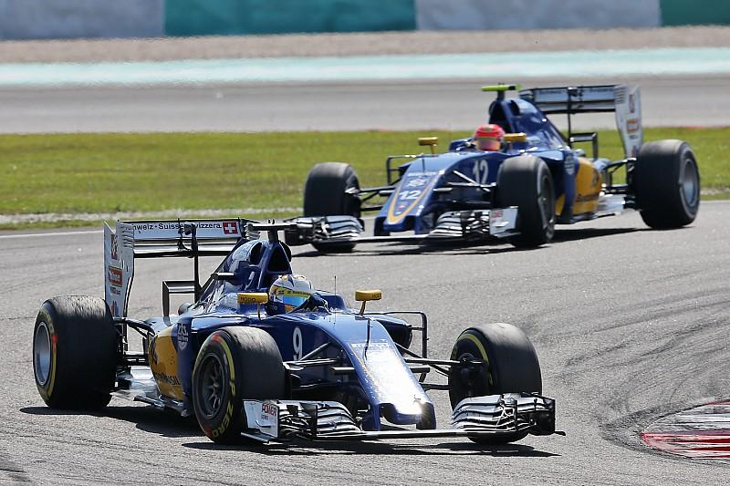 ザウバー、来季は1年落ちのフェラーリのパワーユニットを使用