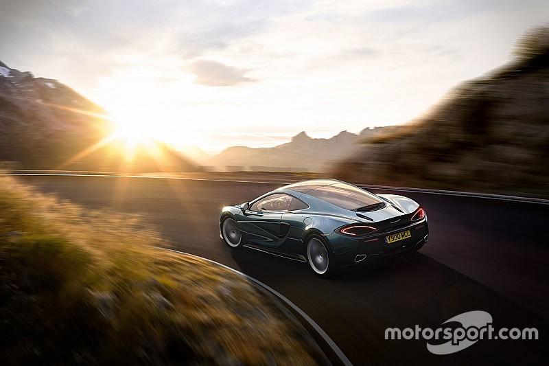 'McLaren test met hybrideversie 570GT op Nordschleife'