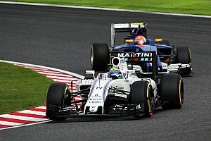 F1 Noticias de última hora Un problema de display provocó la primera reprimenda de Massa
