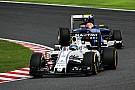 Un problema de display provocó la primera reprimenda de Massa
