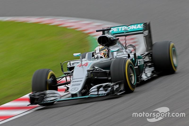 メルセデス、予選では使用予定のエンジンモードを使えず
