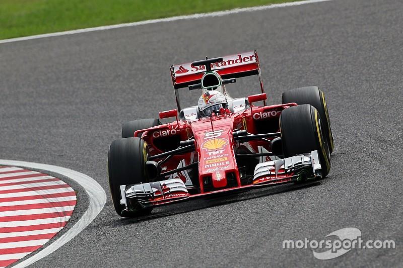 "Vettel cree que el avance de Ferrari es ""genuino"""