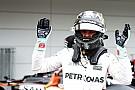 Japonya GP: Rosberg rahat bir şekilde kazandı