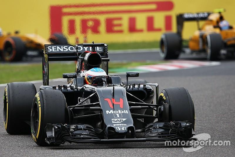 Алонсо надеется, что провал McLaren – единичный случай