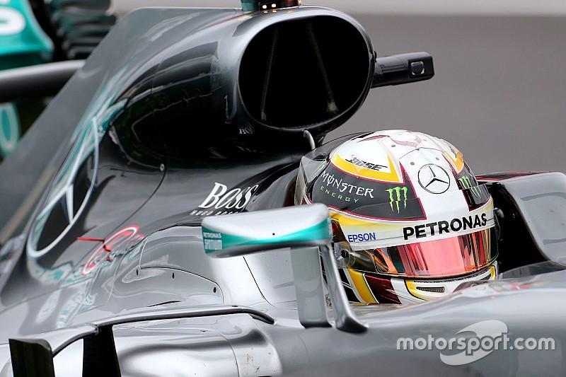 """В Mercedes объяснили плохой старт Хэмилтона """"сложным"""" сцеплением"""