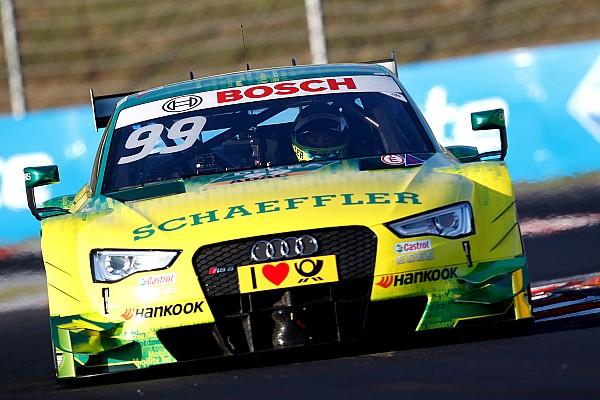 Audi DTM sezon finalinde Rockenfeller ve Rast'ın yerini değiştiriyor