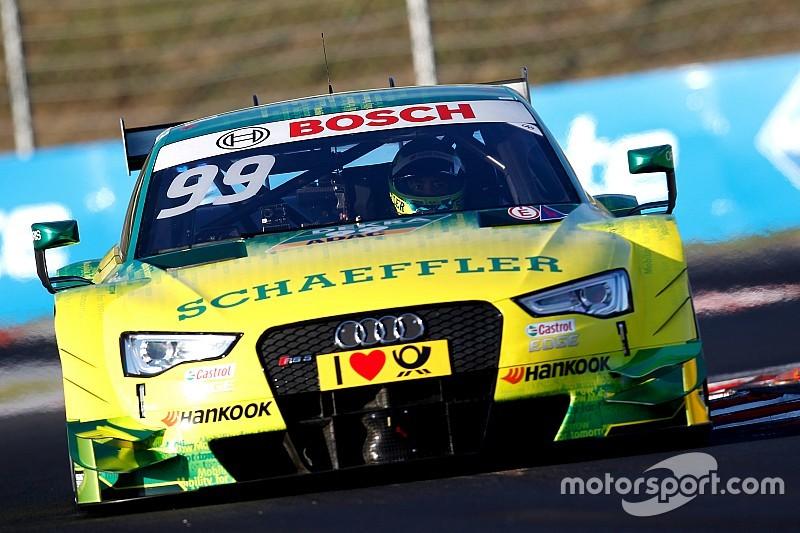 Audi cambia a Rockenfeller por Rast para la final del DTM