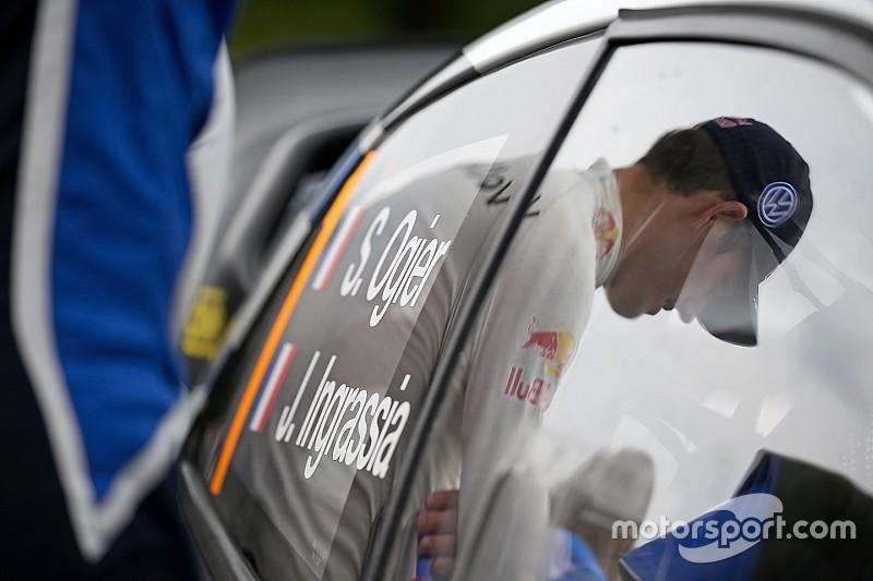 Ogier está listo para su cuarto campeonato del WRC