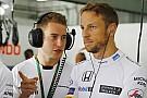 Button n'aidera pas au développement de la McLaren en 2017