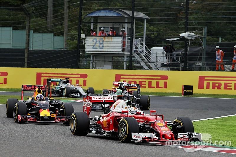Haben Ferrari und Sebastian Vettel in Suzuka Platz 2 verschenkt?