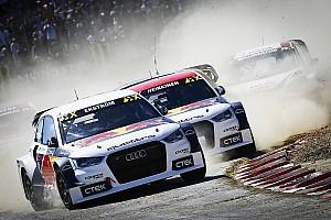 Rallycross-WM News Matchball in Buxtehude: Mattias Ekström kann vorzeitig Weltmeister werden
