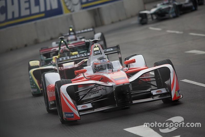 """Rosenqvist: """"La Fórmula E es la categoría más dura para un recién llegado"""""""