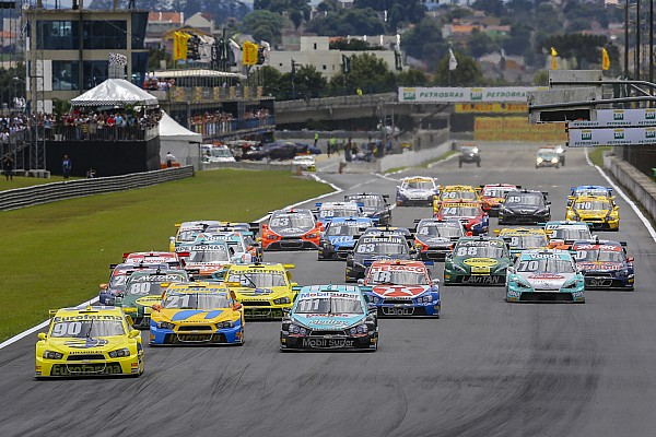 Brazilian V8 Stock Cars return to Curitiba to their 450th race