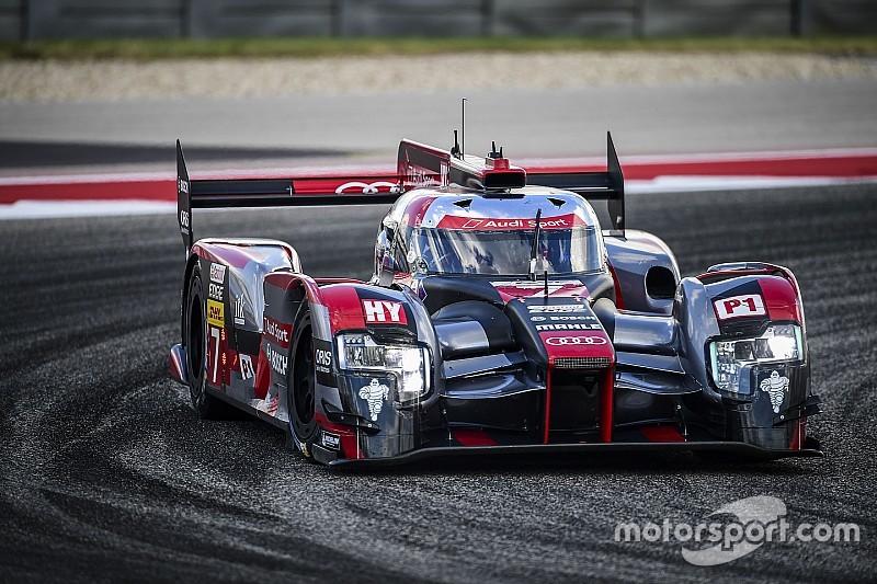 EL1 - Audi, Toyota et Porsche dans la même seconde