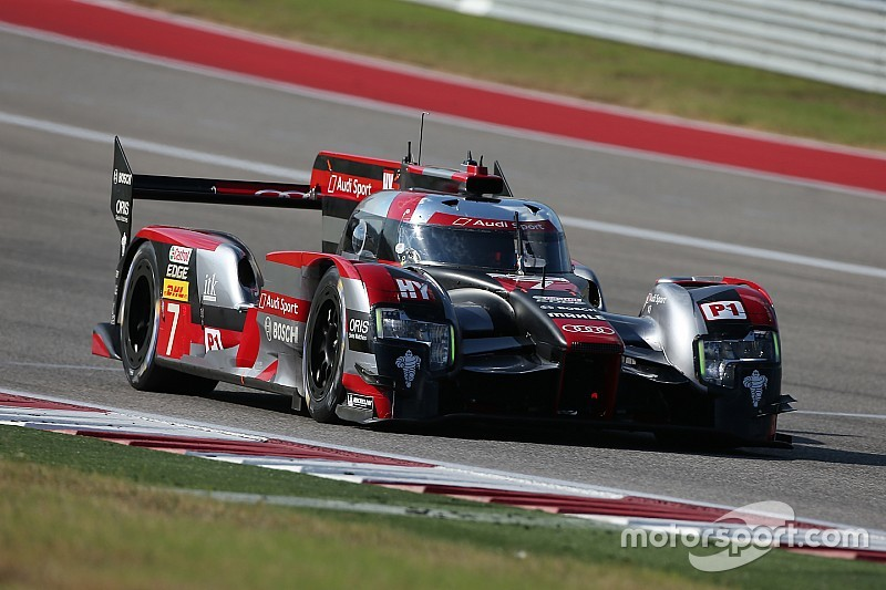 WEC in Fuji: Audi im 1. Training vor Toyota