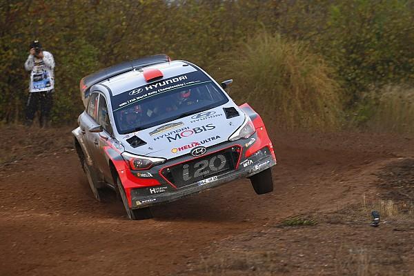 Rallye Spanien: Dani Sordo nach turbulenter 1. Etappe in Führung
