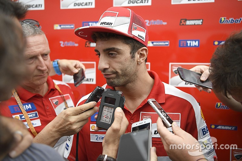 La Ducati non confida nel rientro di Andrea Iannone in Australia