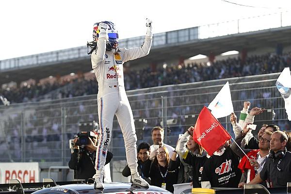 DTM Hockenheim: Wittmann rebut titel juara umum musim 2016