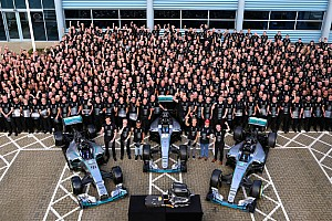 Formula 1 Interview Interview: Why Mercedes never expected its triple success