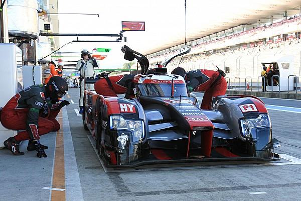 Audi comenta rumores de saída do WEC: