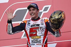 MotoGP Artículo especial Marc Márquez y esa mujer llamada