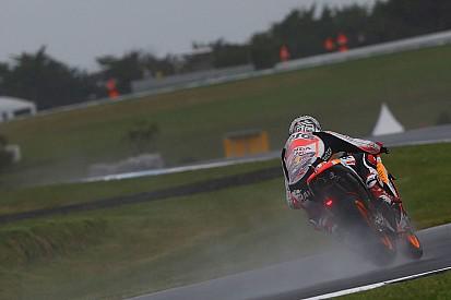 Rivisto il programma di domani: FP3 di un'ora per MotoGP e Moto2