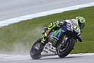"""Rossi: """"Estas motos no pueden correr con este frío"""""""