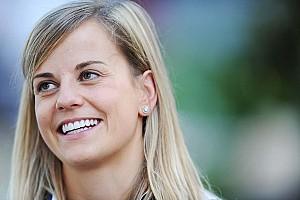 Formel 1 News Nachwuchs bei Mercedes: Susie Wolff ist schwanger