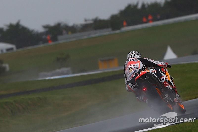 Третья тренировка MotoGP будет продлена