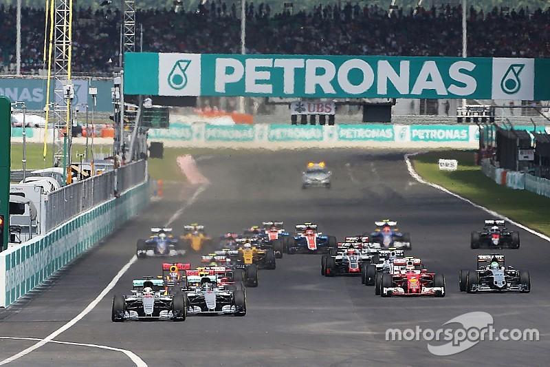 FIA разработала систему выявления заглохших на стартовой решетке машин