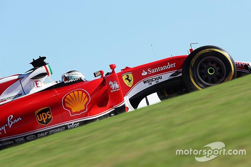 Waarschuwing voor Vettel na frustrerende dag